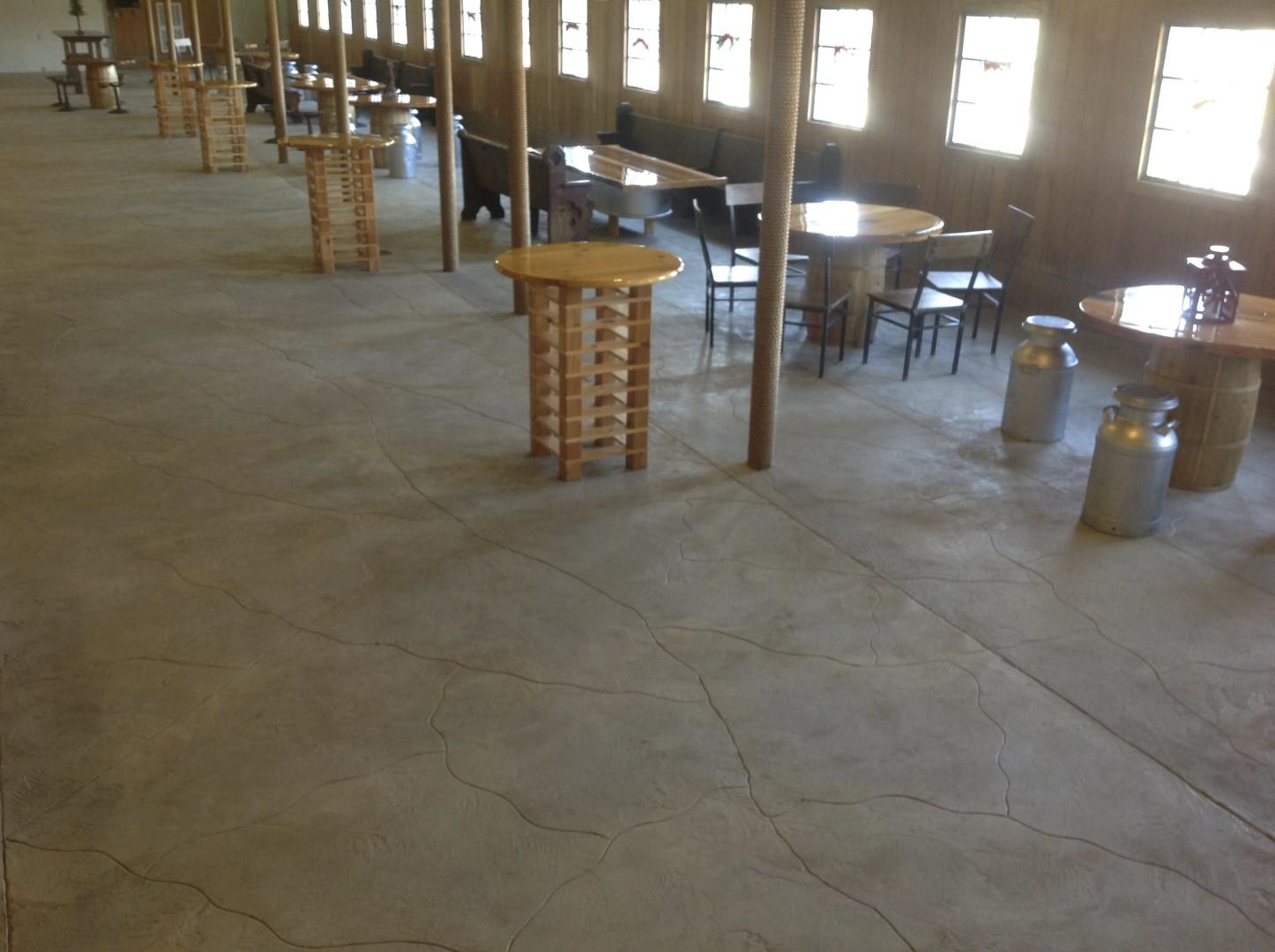 Interior Decorative Concrete : Advanced concrete solutions decorative overlays