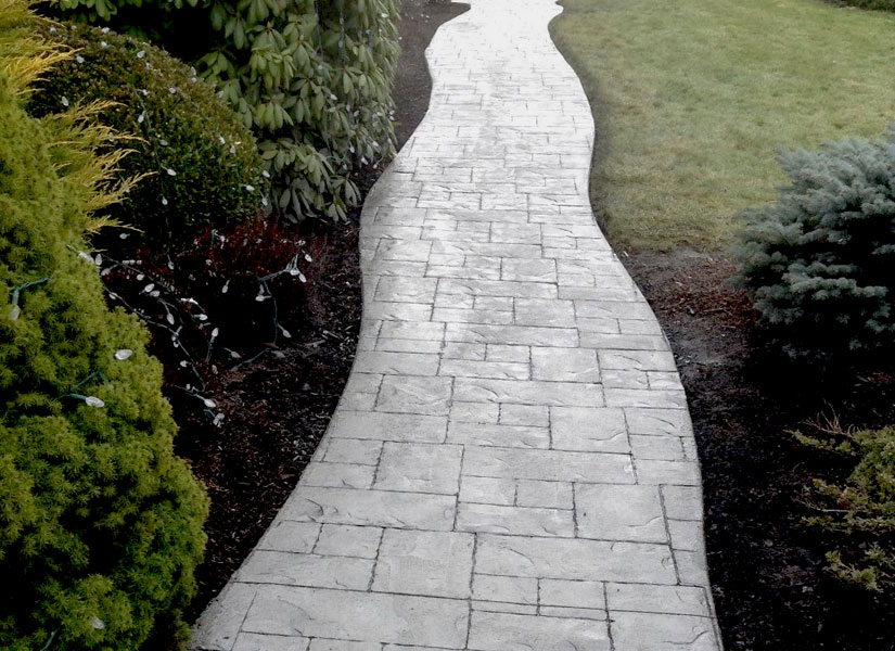 exterior concrete porchase walkways andover nj